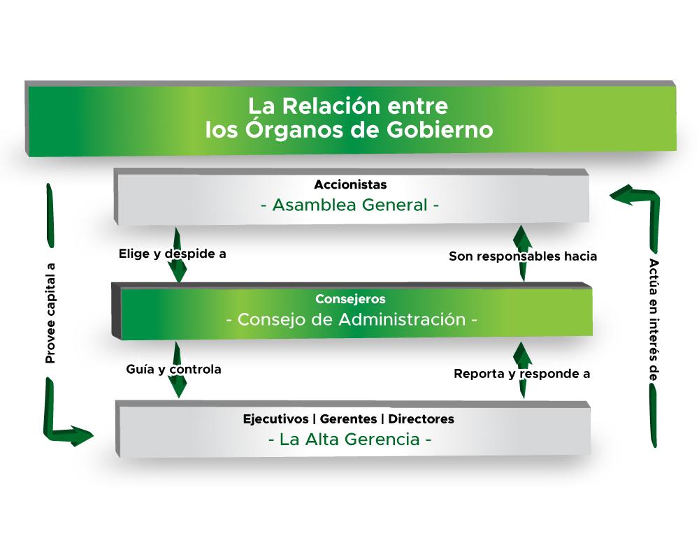 Estructura de Gobierno Corporativo