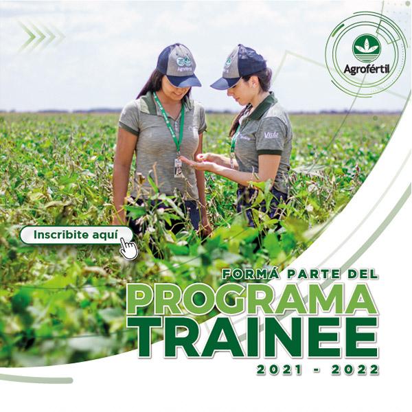 Programa Trainee 2021-2022