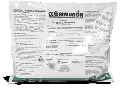 Clorimuron