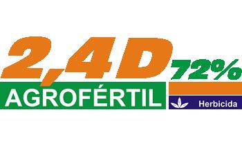 2,4 D 72% Agrofértil