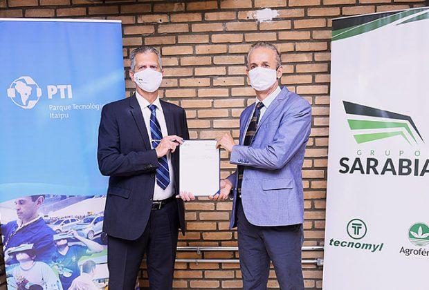 El Grupo Sarabia se suma como aliado estratégico del Parque Tecnológico Itaipu Brasil