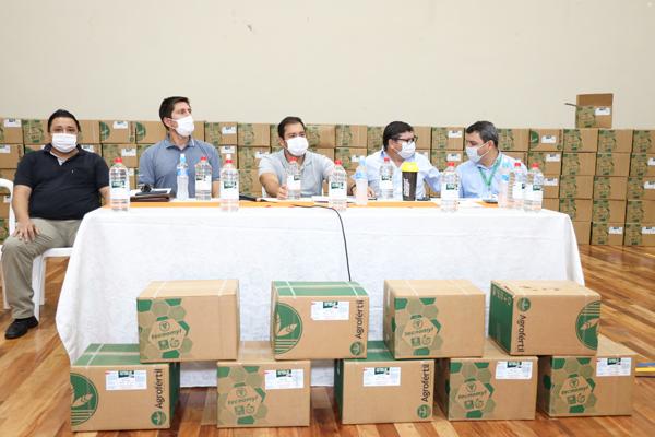 El Grupo Sarabia selló alianza de cooperación con la Municipalidad de Ciudad del Este